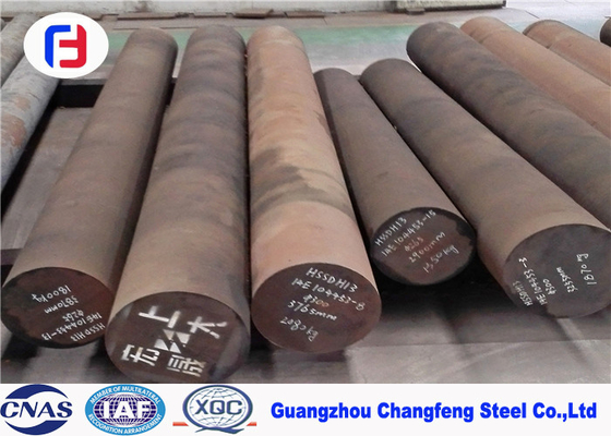 1.2344 Special Tool Steel Forged Delivery Condition Round Bar Mill Certificated