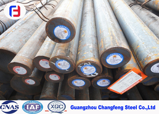 Annealing Machinery Hot Rolled Steel Bar H13 / 1.2344 / SKD61 Black Surface
